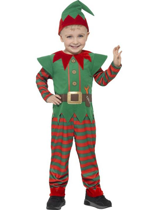 Elf Toddler Costume Thumbnail 1