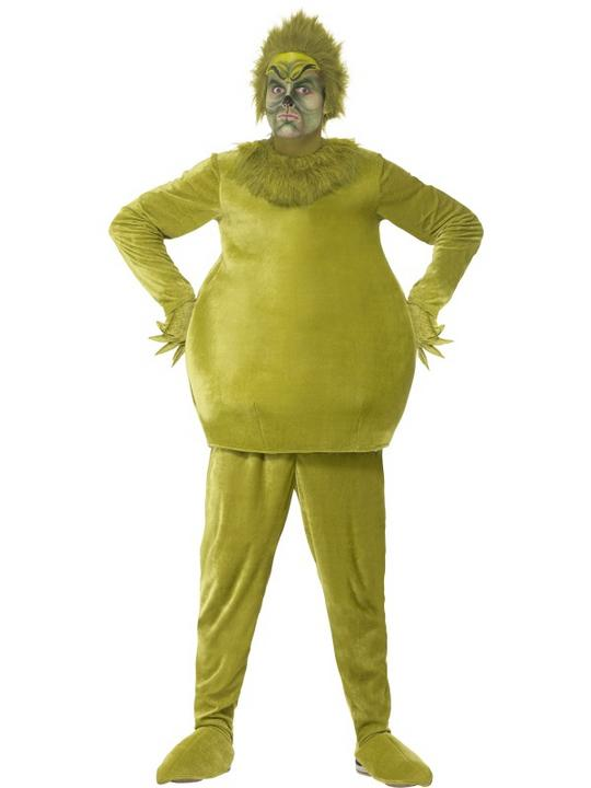 The Grinch Costume Thumbnail 1