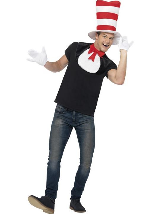 Cat In The Hat Kit Fancy Dress