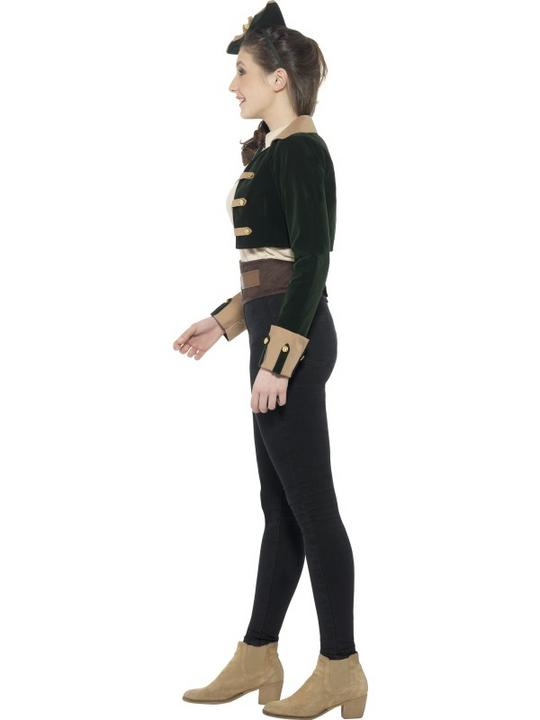 Pirate Captain Kit Fancy Dress Thumbnail 2