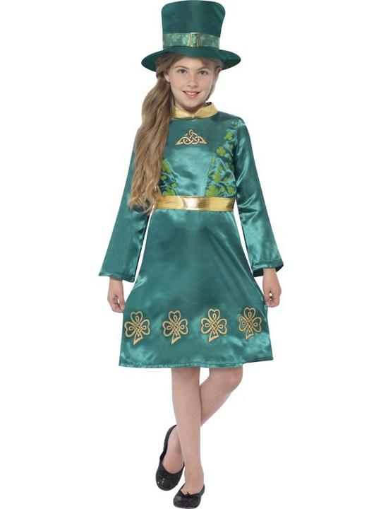 Leprechaun Girl Costume Thumbnail 1