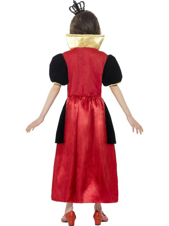 Girls Book Week Miss Hearts Costume Kids Fancy Dress Outfits Thumbnail 3