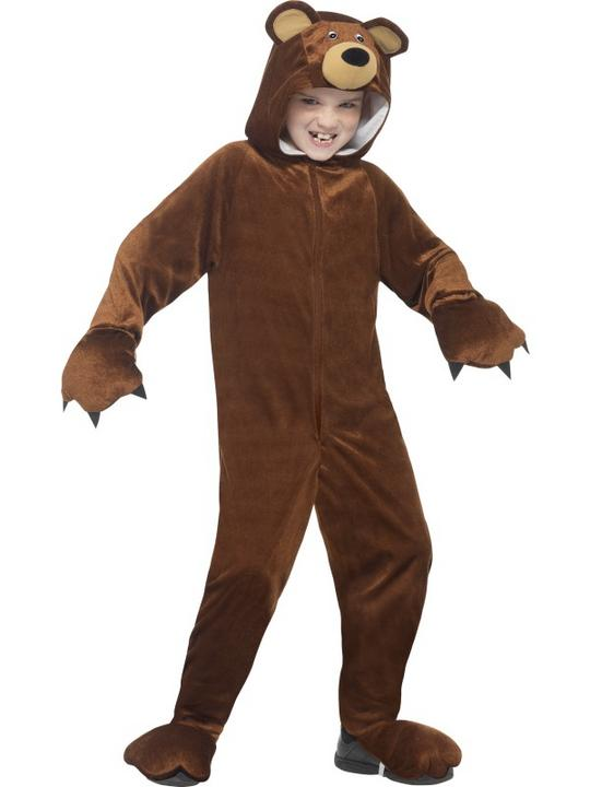 Kid's Bear Fancy Dress Costume Thumbnail 2
