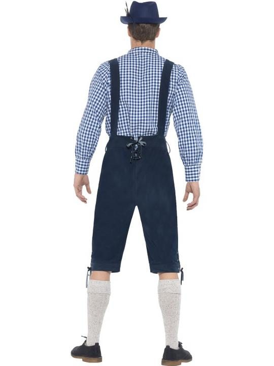 Traditional Deluxe Rutger Bavarian Costume Thumbnail 3