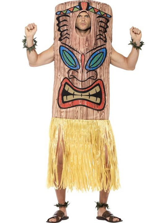 Tiki Totem Fancy Dress Costume Thumbnail 1
