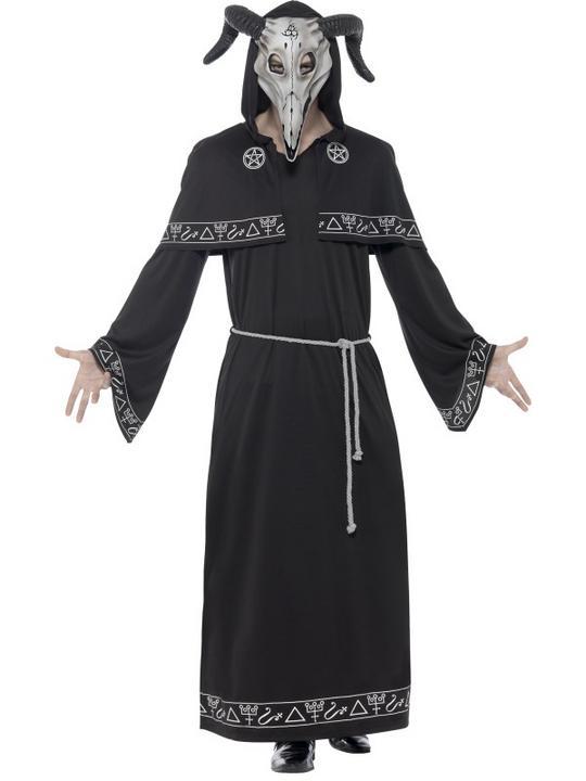 Men's Cult Leader Fancy Dress  Costume Thumbnail 1