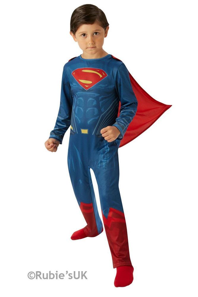 Boy's Superman Dawn of Justice Fancy Dress Costume