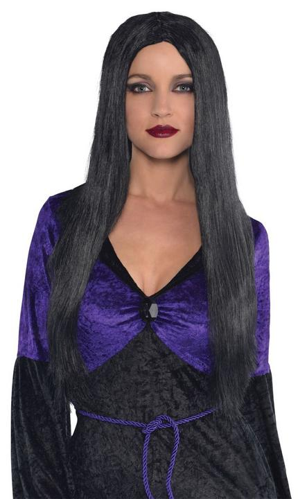 Women's Wig Witch Black Thumbnail 1