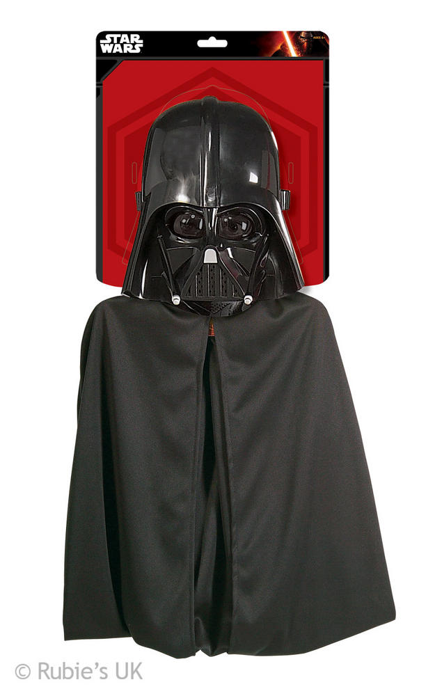 Kids Darth Vader Cape Set