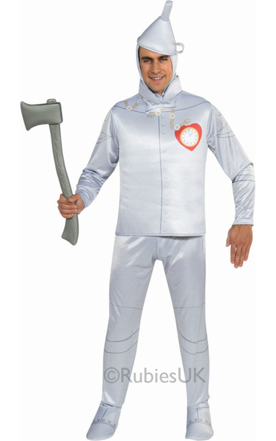 The wizard Of OZ Adult TIN MAN