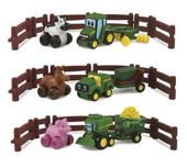 JOHNNY & FRIENDS FARM ADVENTURE PLAYSET ASSORT