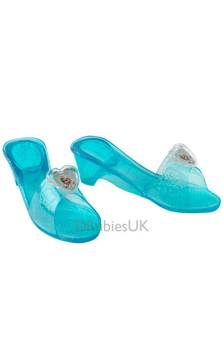 Frozen Elsa Jelly Shoes  Thumbnail 1