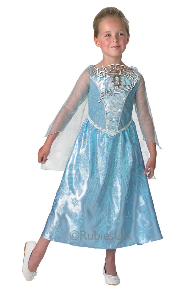Frozen Musical and Light up Elsa costume
