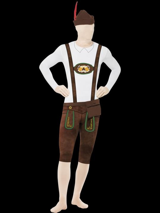 Bavarian Second Skin Suit, with Hat Thumbnail 1