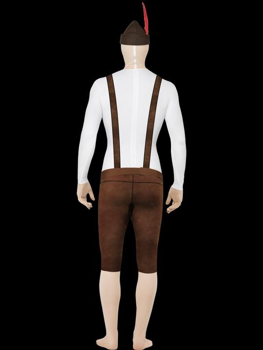 Bavarian Second Skin Suit, with Hat Thumbnail 4
