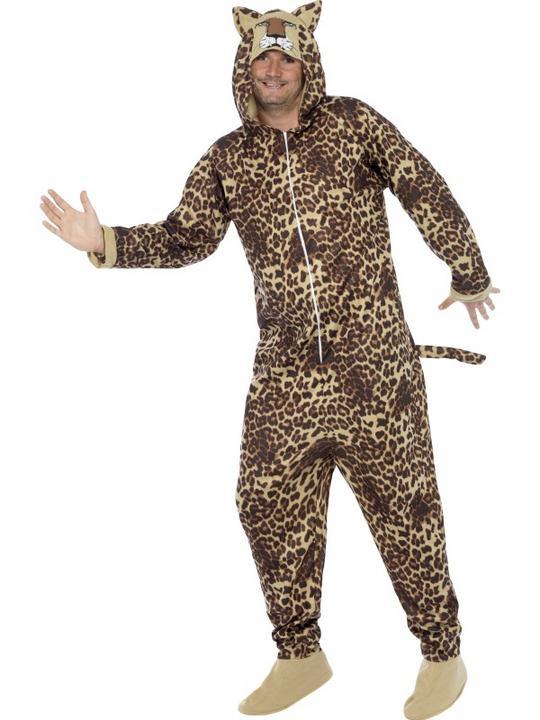 Adult Leopard Costume Thumbnail 1