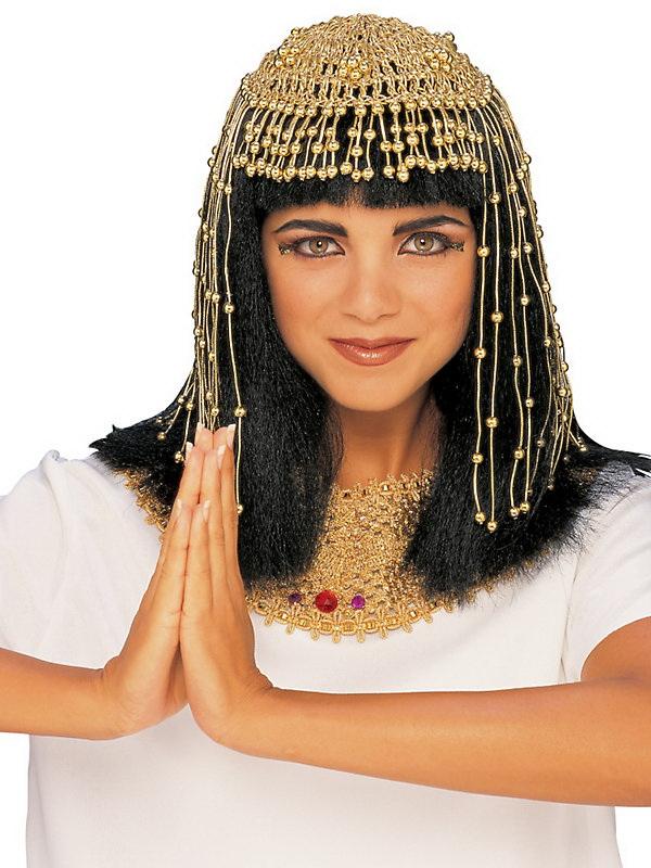 Mesh Cleopatra Headpiece