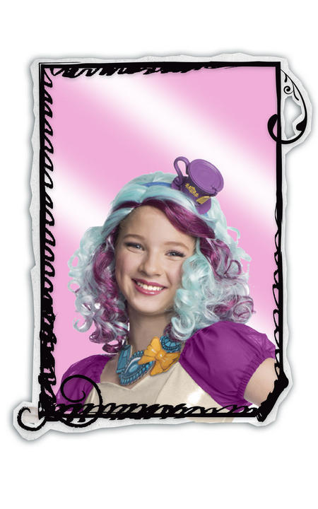 Ever After High Maddeline Hatter Wig  Thumbnail 1