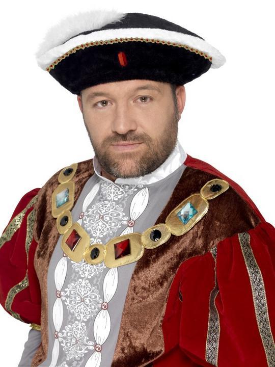 Henry VIII Hat Thumbnail 1