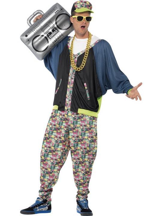 80's Hip Hop Costume Thumbnail 1