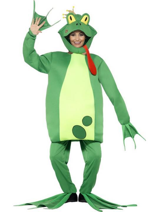 Frog Prince Costume Thumbnail 2