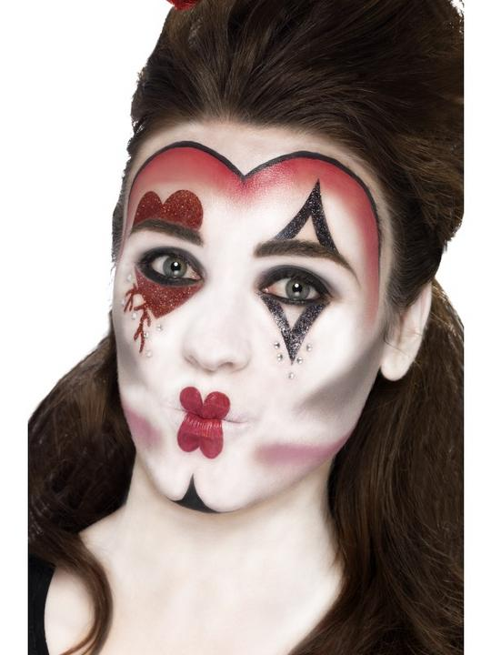 Queen Of Hearts Make Up Kit Thumbnail 1
