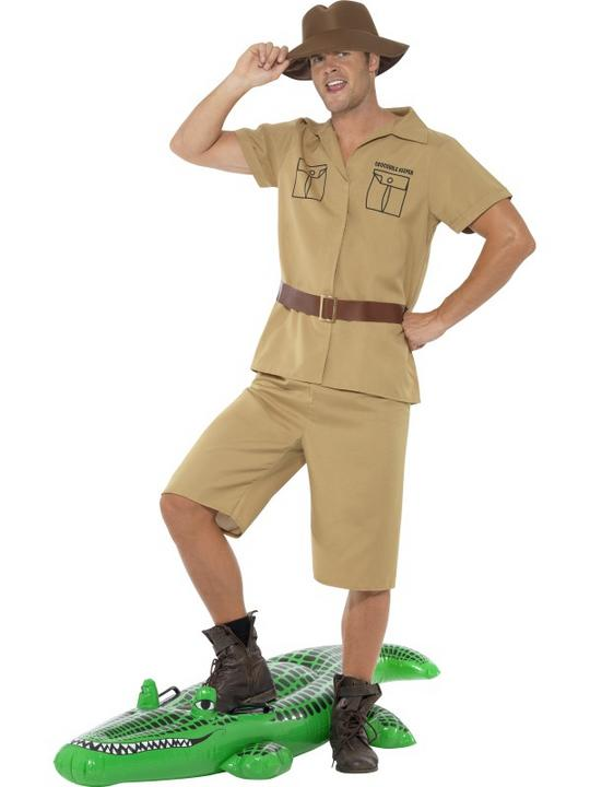 Safari Man Costume Thumbnail 1
