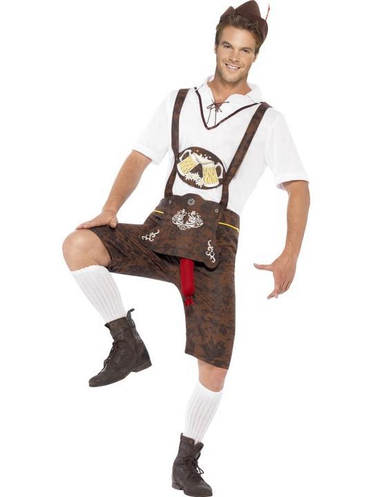 Brad Wurst Costume Thumbnail 1