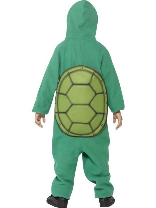 Child Funny Zoo Animal Turtle Girls / Boys Book Week Fancy Dress Kids Costume Thumbnail 3