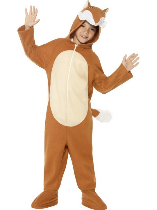 SALE! Child Funny Animal Mr Fox Girls / Boys Book Week Fancy Dress Kids Costume Thumbnail 2