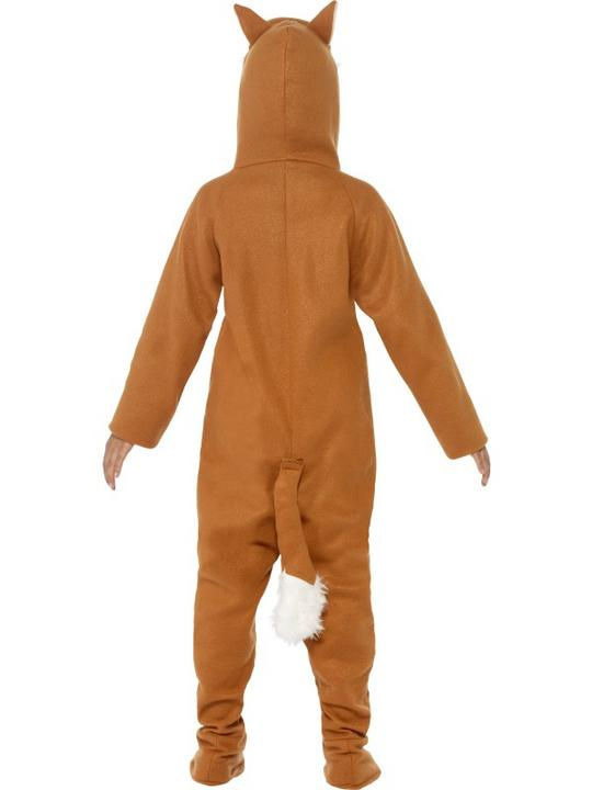 SALE! Child Funny Animal Mr Fox Girls / Boys Book Week Fancy Dress Kids Costume Thumbnail 3