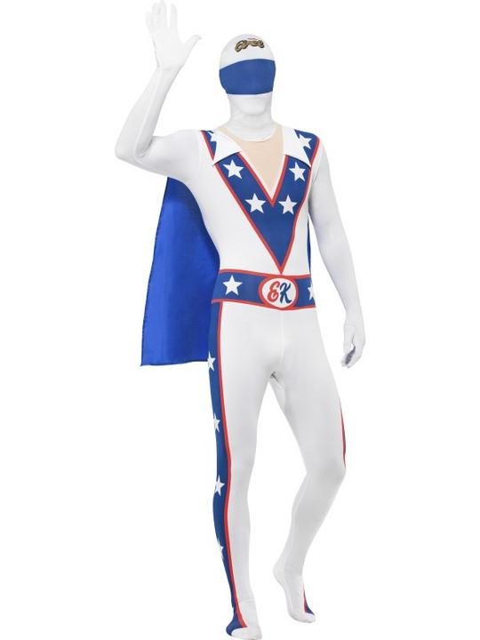 Evel Knievel Second Skin Costume Thumbnail 1