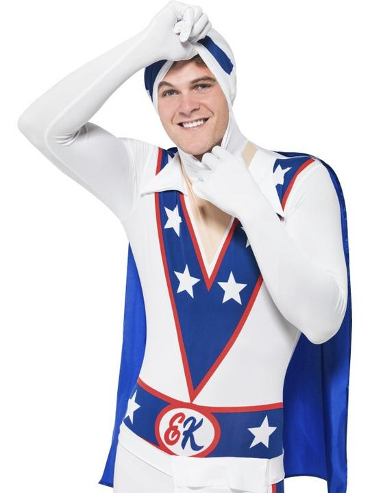 Evel Knievel Second Skin Costume Thumbnail 2