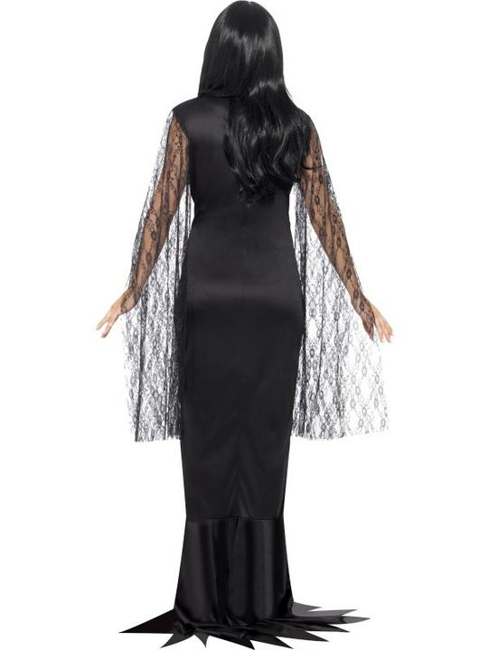 SALE! Adult Sexy Immortal Family Soul Ladies Halloween Party Fancy Dress Costume Thumbnail 2