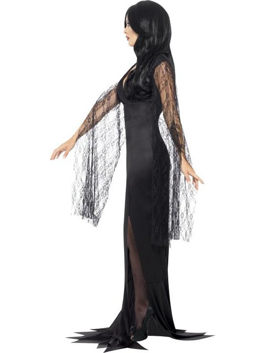 SALE! Adult Sexy Immortal Family Soul Ladies Halloween Party Fancy Dress Costume Thumbnail 3