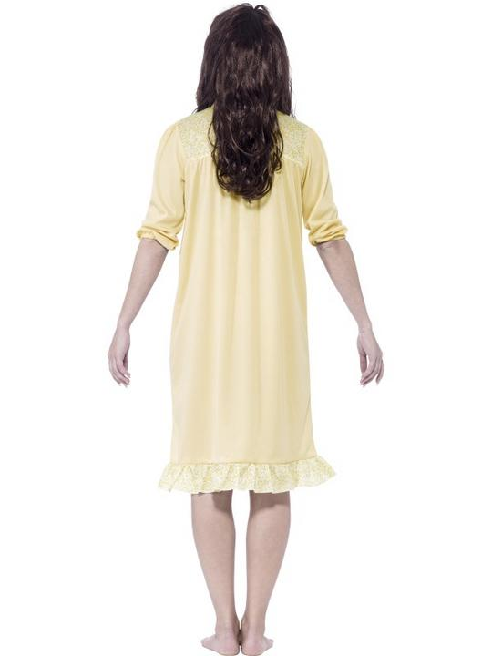 Adult Walking Dead Zombie Sinister Dreams Ladies Halloween Fancy Dress Costume Thumbnail 2