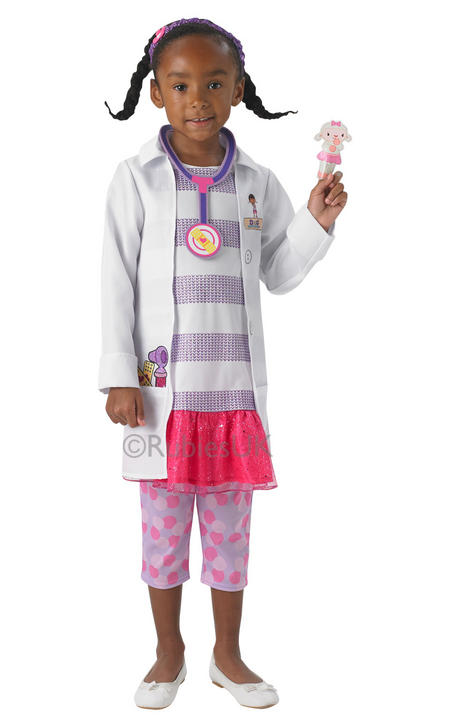 Girls Disney Deluxe  Doc McStuffins  Thumbnail 1