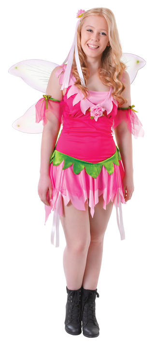 Teen Flower Fairy  Thumbnail 1