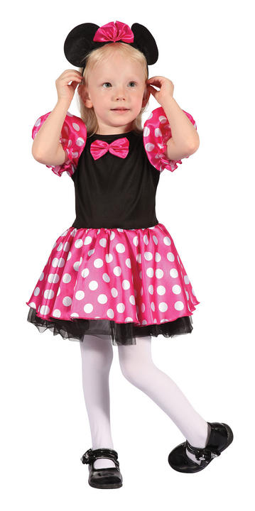 SALE! Kids Sweet Little Mouse Girls Book Week Fancy Dress Toddler Costume Outfit Thumbnail 1