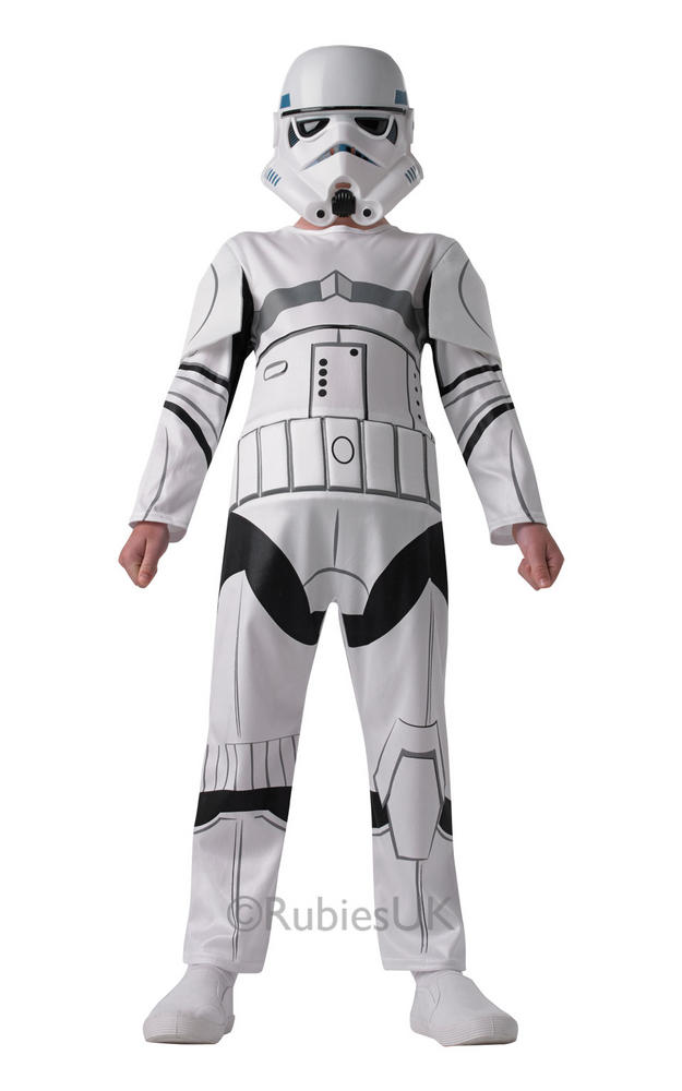 Star Wars Rebels Stormtrooper Kids 9 - 10