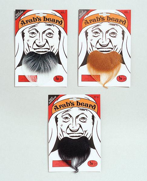 Arab Beards