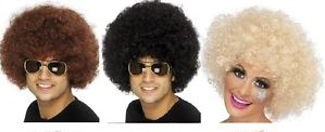 70's Funky Afro Thumbnail 1