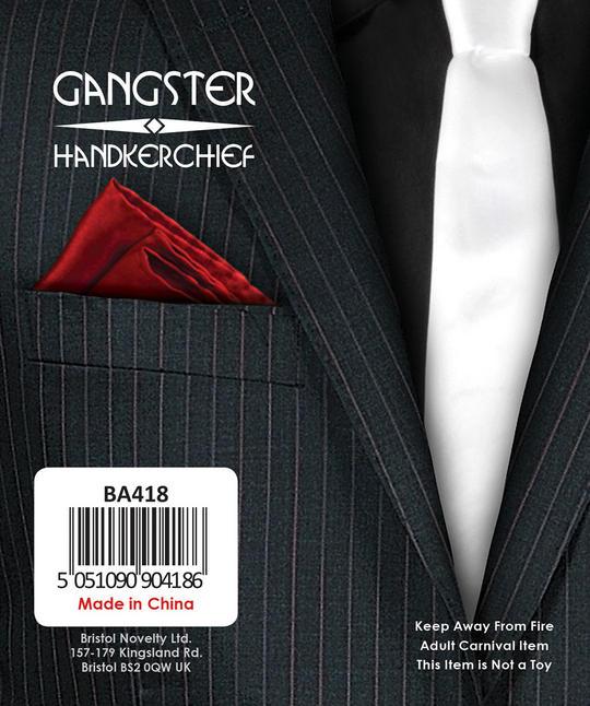 Gangster Pocket Handkerchief Thumbnail 2