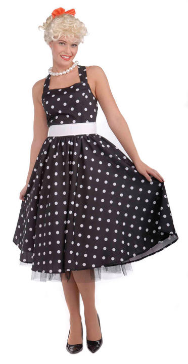 50S Cutie Dress Thumbnail 1