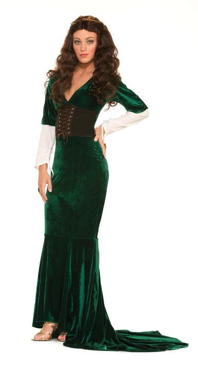 Revealing Renaissance Dress Thumbnail 1