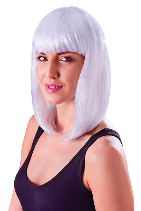 Womens Chic Doll Wig White Thumbnail 2