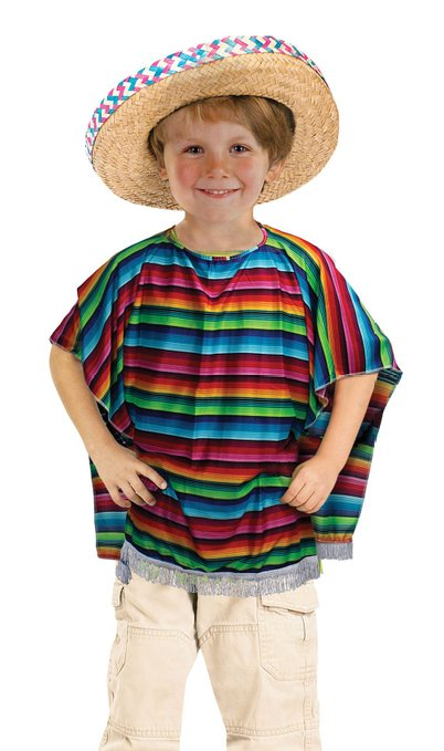 Mexican Poncho Thumbnail 1