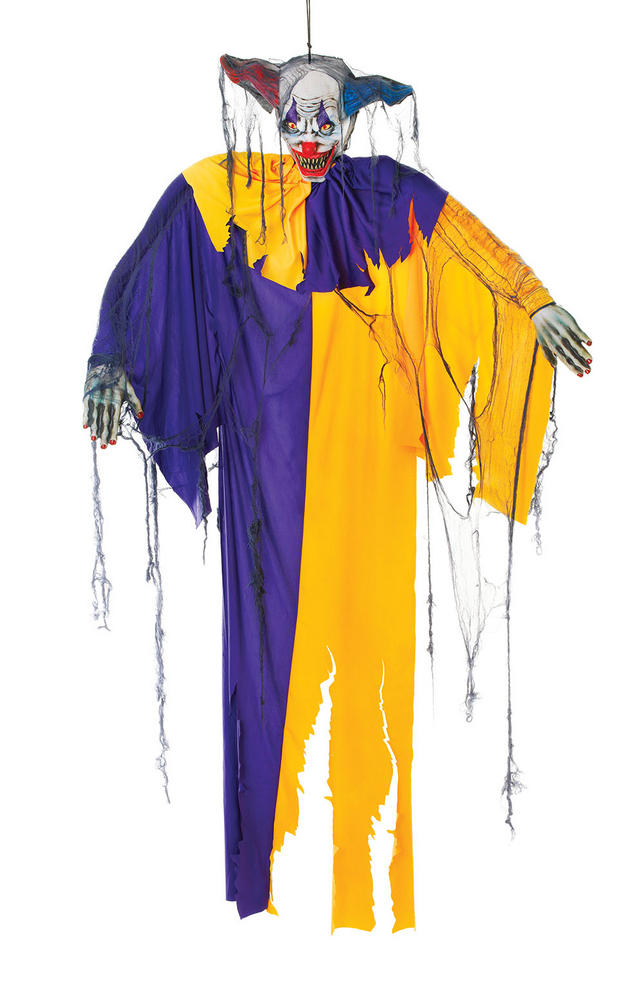 Clown 6ft Hanging Prop