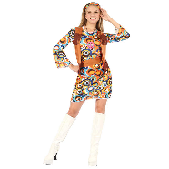 Hippy Mod Dress Thumbnail 1