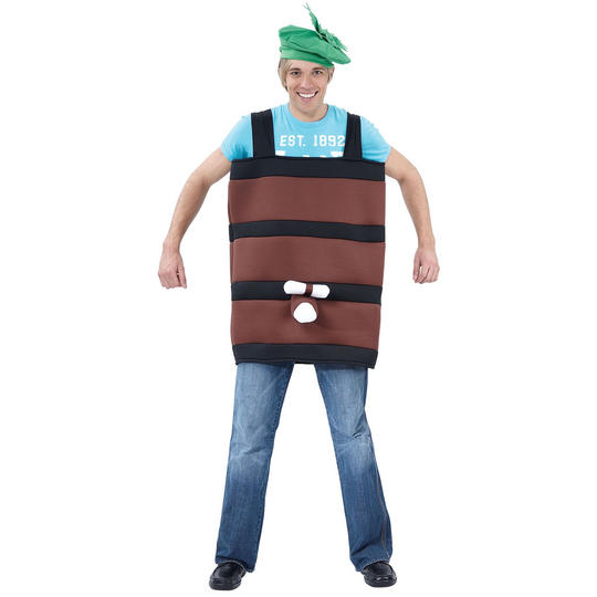 Barrel Costume Thumbnail 1